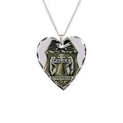 Riverside Police Necklace