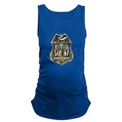 Riverside Police Maternity Tank Top