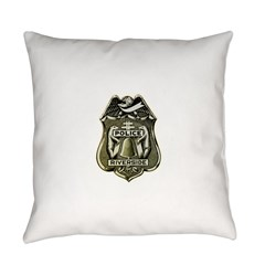 Riverside Police Everyday Pillow