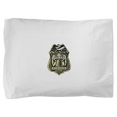 Riverside Police Pillow Sham