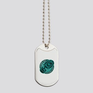 Stomp Out MG Inc Dog Tags