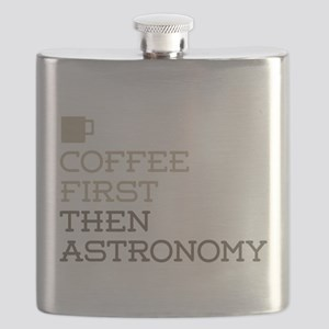 Coffee Then Astronomy Flask