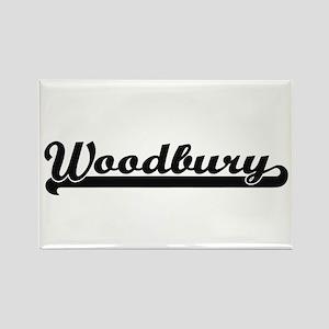 Woodbury Classic Retro Design Magnets