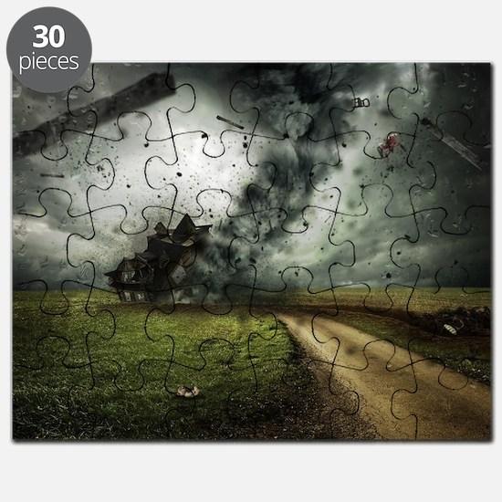 Unique Surreal Puzzle