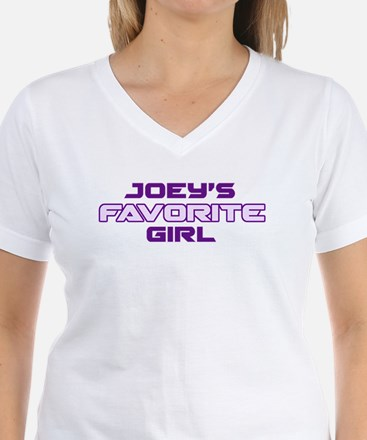 Joey's Favorite Girl NKOTB T-Shirt