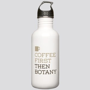 Coffee Then Botany Stainless Water Bottle 1.0L
