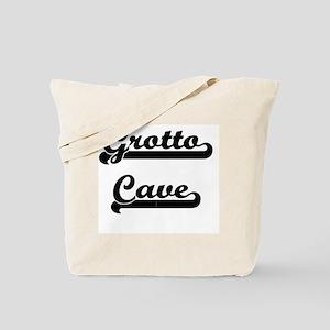 Grotto Cave Classic Retro Design Tote Bag