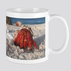 Friendly Hermit Crab Mugs