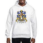 Garnault Family Crest Hooded Sweatshirt