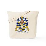 Garnault Family Crest  Tote Bag