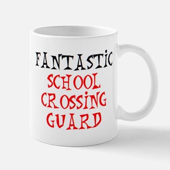 fantastic school crossing guard Mug