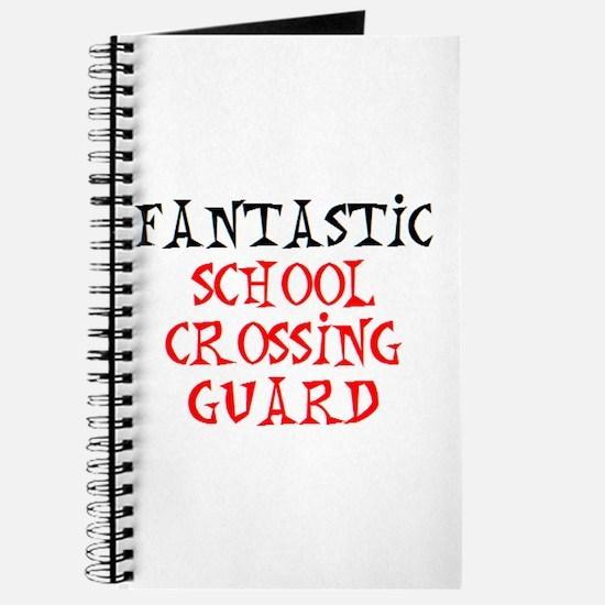 fantastic school crossing guard Journal