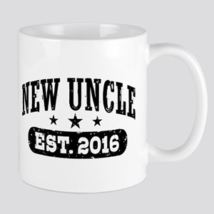 New Uncle Est. 2016 Mug