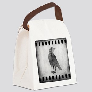 Soul Of Crow Canvas Lunch Bag