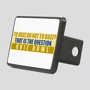 To Buzz or Not To Buzz Hitch Cover