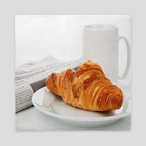 Croissant Queen Duvet