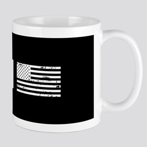 Black & White U.S. Flag: Arizona Mug