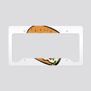 Sandwich License Plate Holder