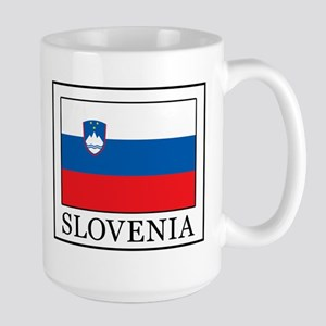 Slovenia Large Mug