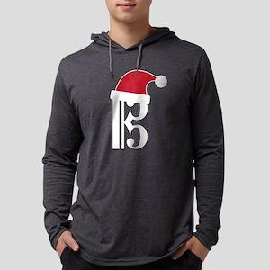 Clef Santa Long Sleeve T-Shirt