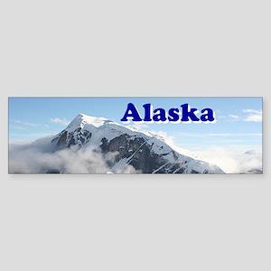 Alaska: Alaska Range, USA Bumper Sticker