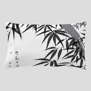 Asian Bamboo Pillow Case