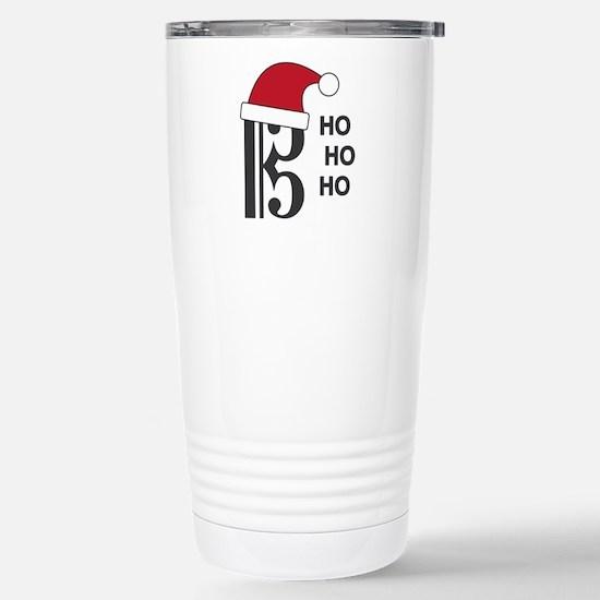 Clef Santa Mugs