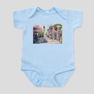 St Maarten Afternoon Infant Bodysuit