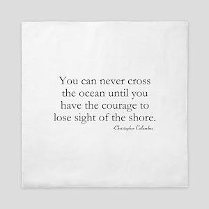 Courage Queen Duvet