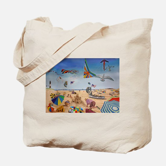 Robert Moses Beach Tote Bag