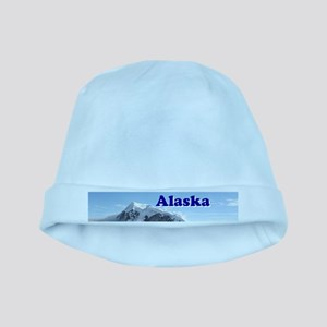 Alaska: Alaska Range, USA baby hat