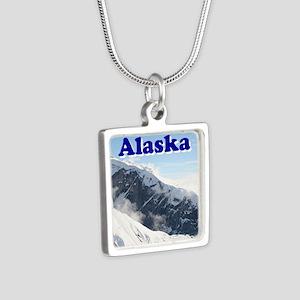 Alaska: Alaska Range, USA Necklaces