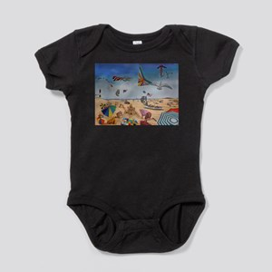 Robert Moses Beach Baby Bodysuit