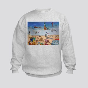 Robert Moses Beach Kids Sweatshirt