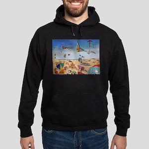 Robert Moses Beach Hoodie (dark)