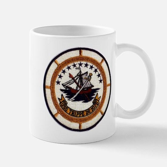 USS TRIPPE Mug