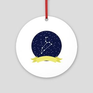 Constellation Ornament (Round)