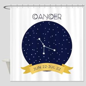 Jun 22 - Jul 22 Shower Curtain