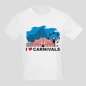 I Love Carnival Kids Light T-Shirt
