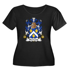 Flamand Family Crest T