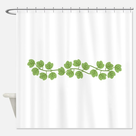 Ivy Vine Shower Curtain