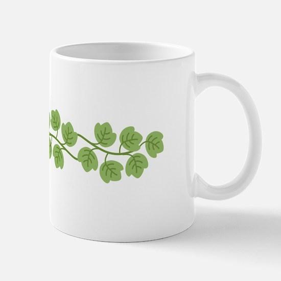 Ivy Vine Mugs
