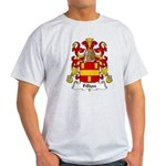 Fillion Family Crest Light T-Shirt