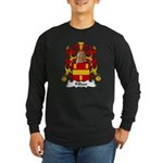 Fillion Family Crest Long Sleeve Dark T-Shirt