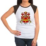 Fillion Family Crest Women's Cap Sleeve T-Shirt