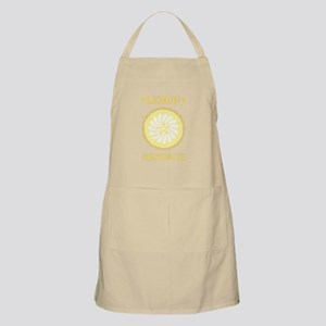 Lemon Meringue Apron