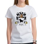 Fevrier Family Crest Women's T-Shirt