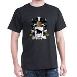 Fevrier Family Crest Dark T-Shirt