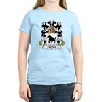 Fevrier Family Crest Women's Light T-Shirt