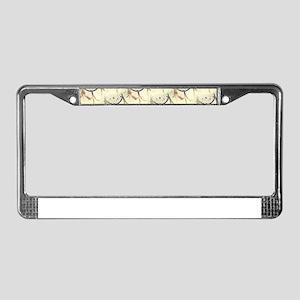 dreamcatcher License Plate Frame
